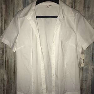 St. John's Bay Top Size Large NWT